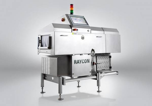 Intelligent Detection of Contaminants in Food At the Anuga Foodtec 2018 Sesotec presents X-ray inspection systems
