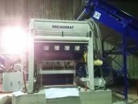 Micromat Ballenauflöser steigert Folienqualität bei Veolia